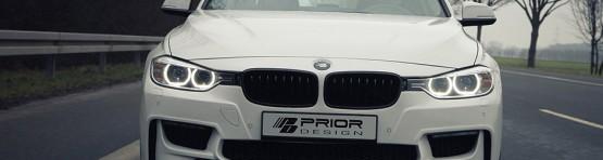 Тюнинг BMW F30