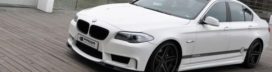 Тюнинг BMW F10 / F11