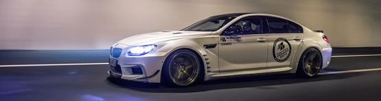 Тюнинг BMW F06 и M6 Gran Coupe