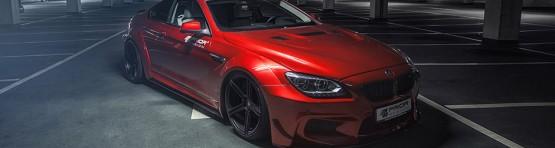 Тюнинг BMW F12, F13, M6 Coupe и Cabrio