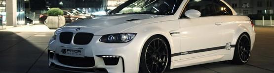 Тюнинг BMW E92 и E93