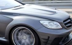 Тюнинг Mercedes CL-Class W215 и W216