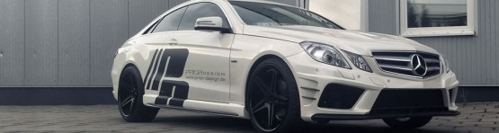 Тюнинг Mercedes C207