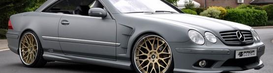 Тюнинг Мерседес W215