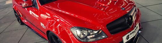 Тюнинг Mercedes C-Class Coupe W204