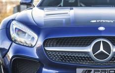 Тюнинг Mercedes GT и GT S
