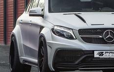 Тюнинг Mercedes-Benz GLE
