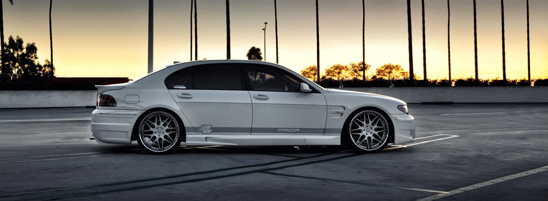 PD Аэродинамический комплект BMW 7-Series [E65/E66]