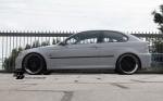 PD-MR Аэродинамический комплект для BMW 3-Series [E46 Compact]
