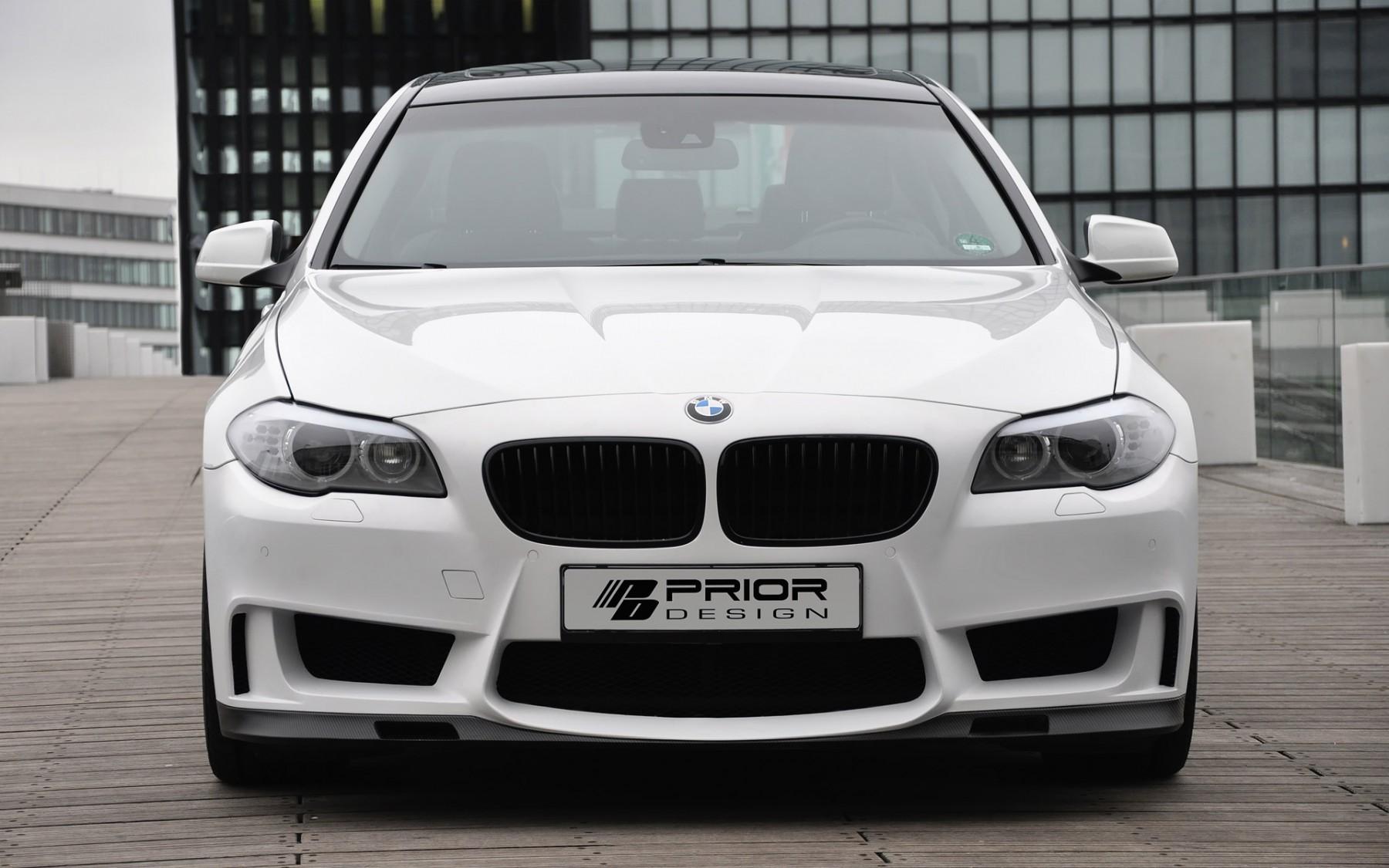 PD-R Аэродинамический комплект для BMW 5-Series [F10]