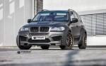 PD5X Widebody Аэродинамический комплект для BMW X5 [E70]
