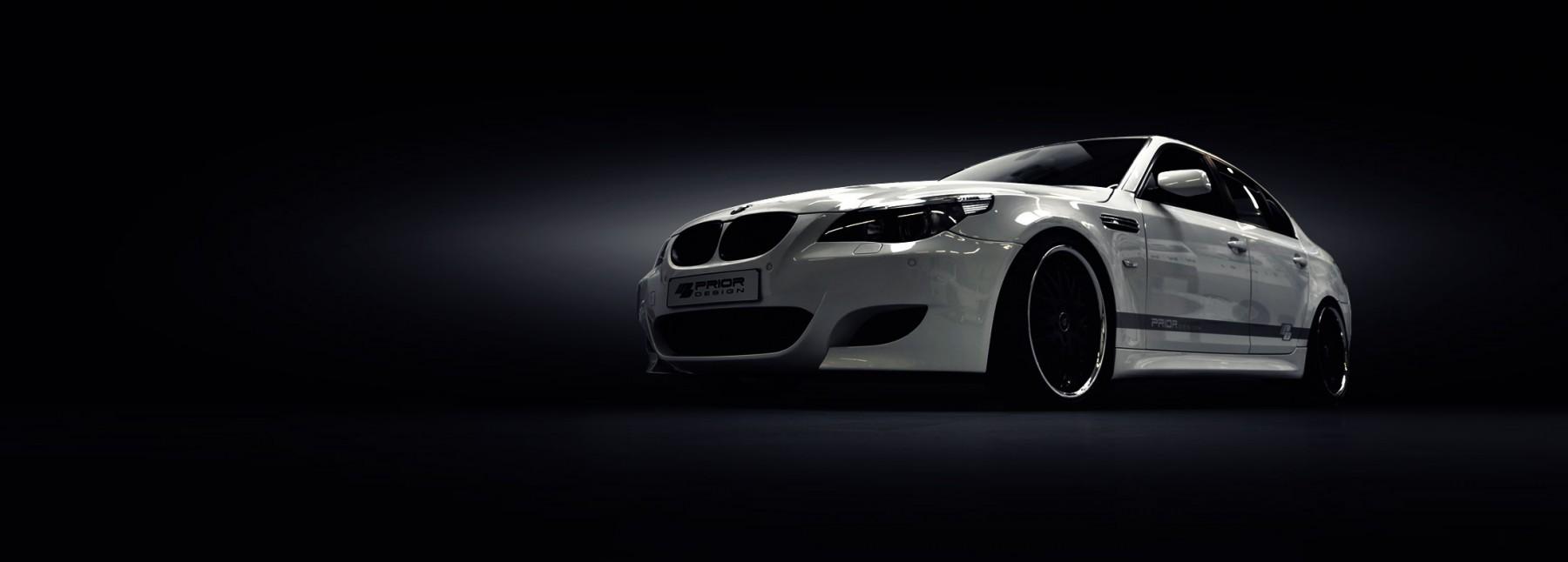 PDM5 Аэродинамический комплект для BMW 5-Series [E60]