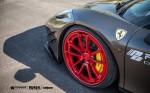 PD458 Аэродинамический пакет для Ferrari F458 Italia