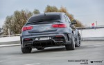 PDG800X Widebody Aerodynamic-Kit for Mercedes GLE Coupe