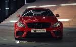 PRIOR-DESIGN PD Black Edition Widebody Аэродинамический комплект для Mercedes C-Class Coupe [W204]