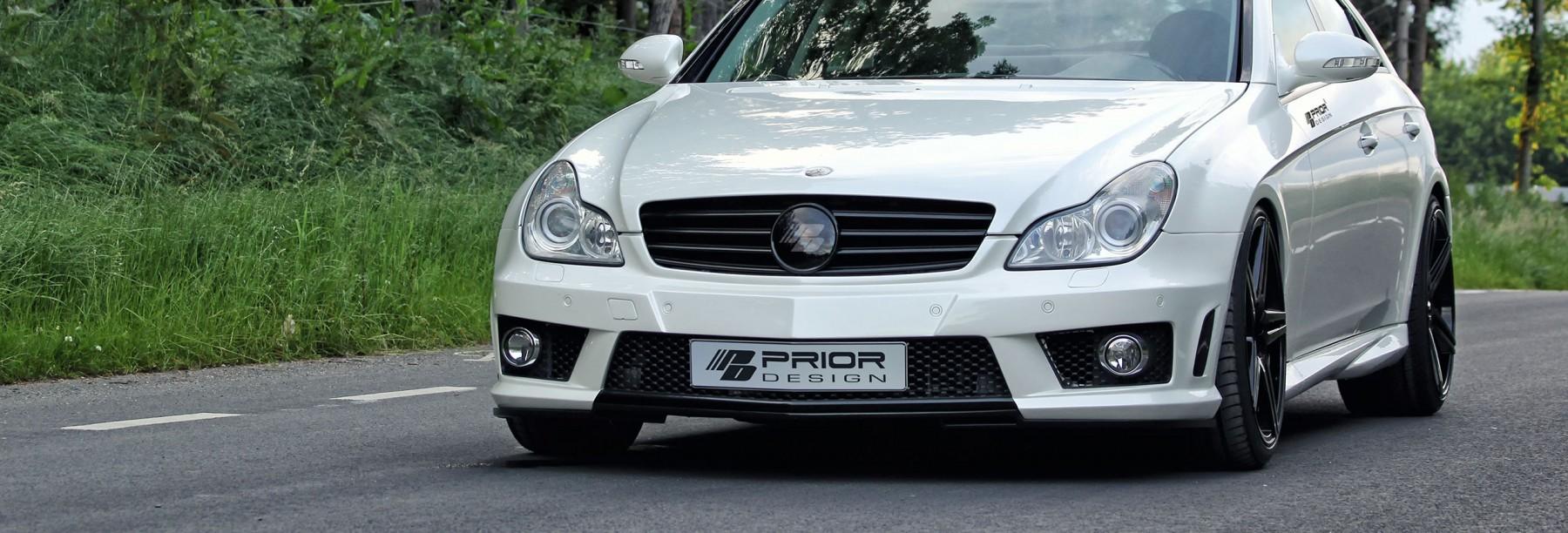 PD600 Аэродинамический комплект для Mercedes CLS [W219]