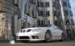 WARRIOR Аэродинамический комплект для Mercedes SL [R230]