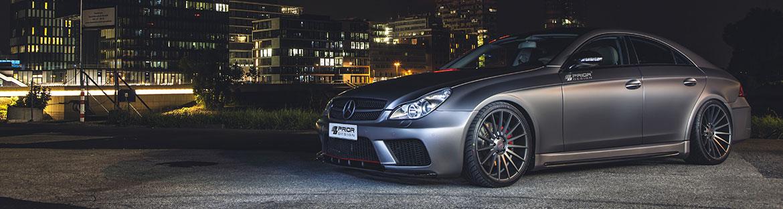 PD Black Edition Аэродинамический комплект для Mercedes CLS [W219]