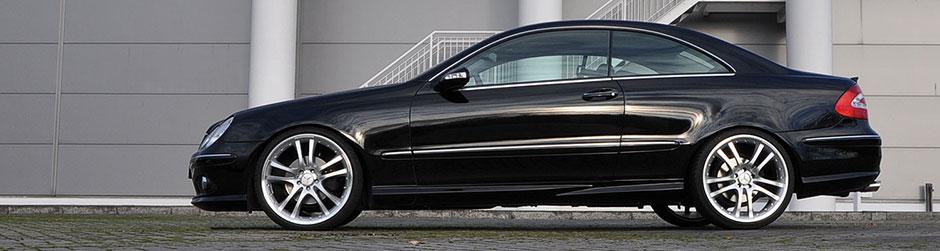 PD63 Аэродинамический комплект для Mercedes CLK [W209]