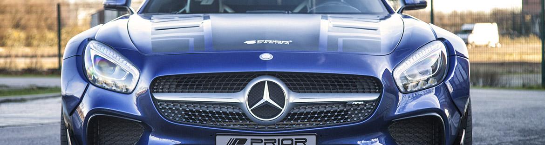 PD800GT Widebody & nonWB Аэродинамический комплект для Mercedes GTS