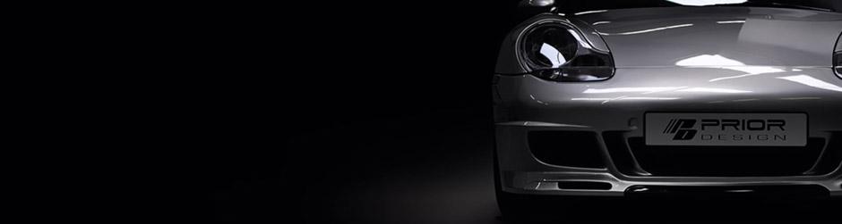 FREESTYLE Аэродинамический комплект для Porsche 911 996